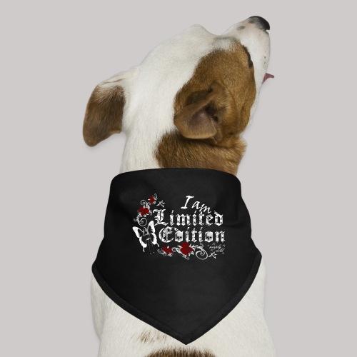 simply wild limited edition on black - Hunde-Bandana