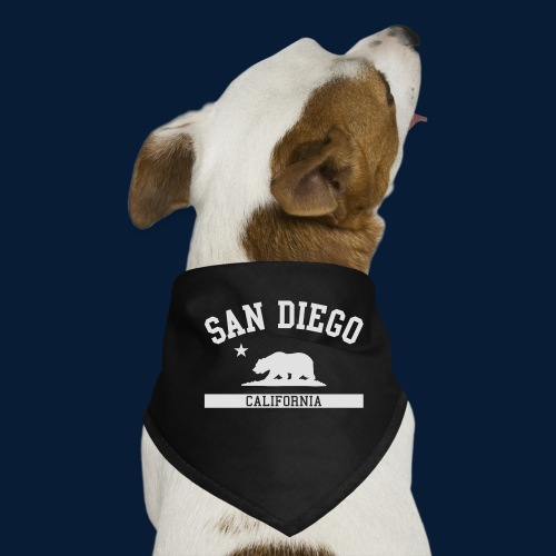 San Diego - Hunde-Bandana