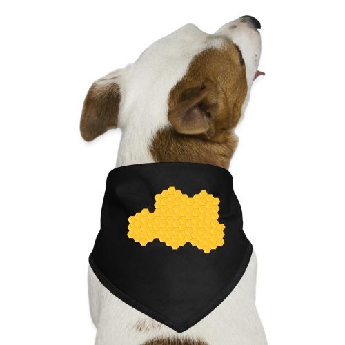 Bienenwabe - Hunde-Bandana