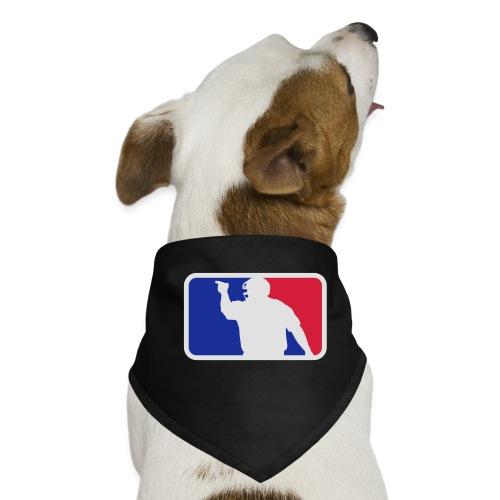 Baseball Umpire Logo - Dog Bandana