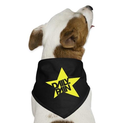 daily pain star - Bandana dla psa