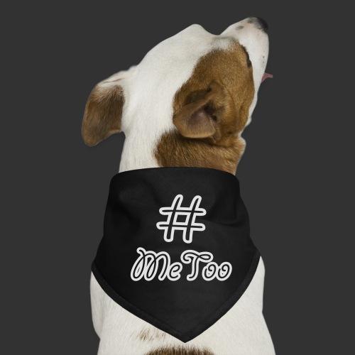 T-shirt dam Premium, Hashtag MeToo - Hundsnusnäsduk