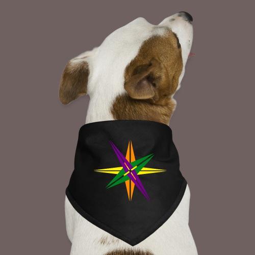 GBIGBO zjebeezjeboo - Love - Couleur d'étoile brillante - Bandana pour chien