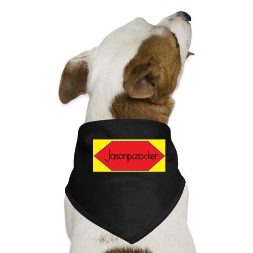 Jasonpczocker Design für gelbe Sachen - Hunde-Bandana