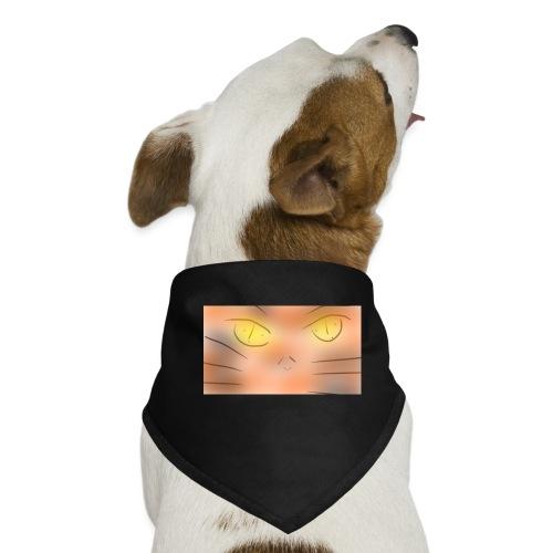 Cat un the un un night gato o animé - Pañuelo bandana para perro