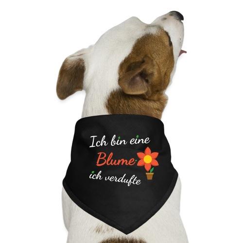 Blume Garten Gärtner Florist Shirt Geschenk - Hunde-Bandana