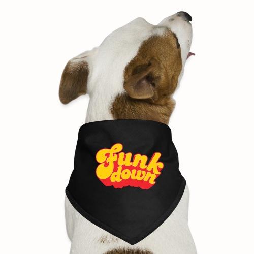 Funkdown Official Merchandise - Bandana til din hund