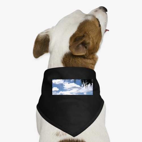 Wolkenlandschaft - Hunde-Bandana