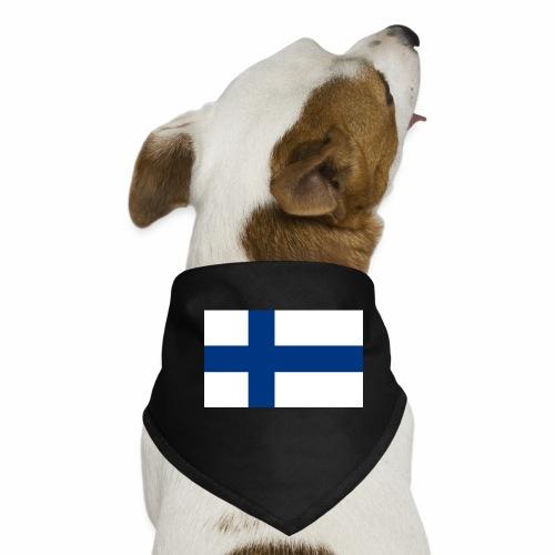 Suomenlippu - tuoteperhe - Koiran bandana