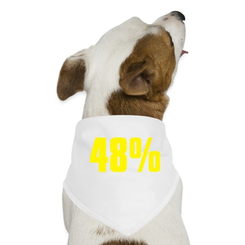 48% - Dog Bandana