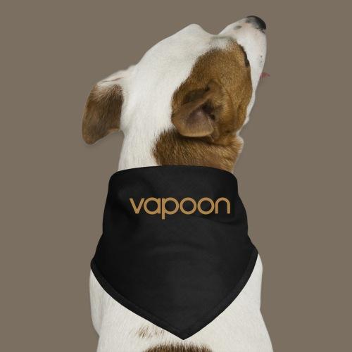 Vapoon Logo simpel 01 - Hunde-Bandana