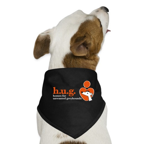 HUG logo branded gear - Dog Bandana