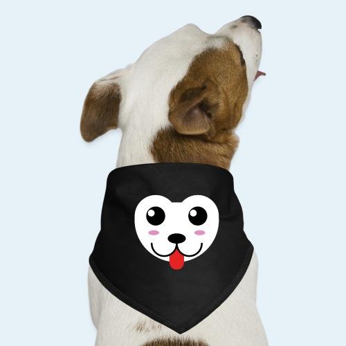 Husky perro bebé (baby husky dog) - Pañuelo bandana para perro