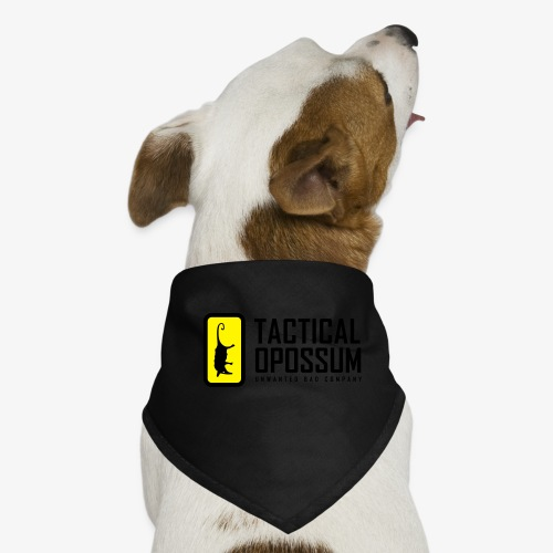 TACTICAL OPOSSUM FLAG - Bandana per cani
