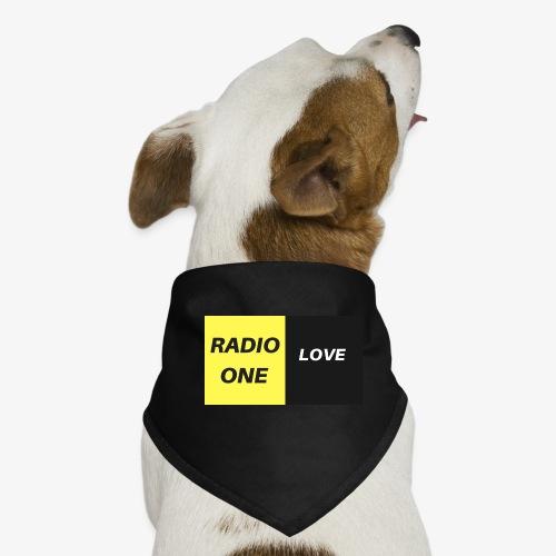 RADIO ONE LOVE - Bandana pour chien