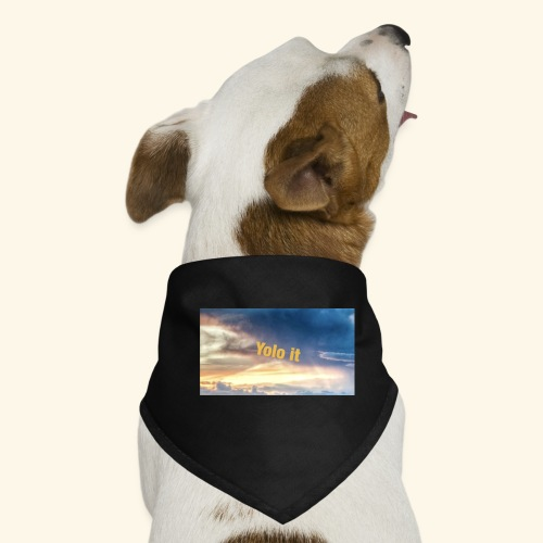My merch - Dog Bandana