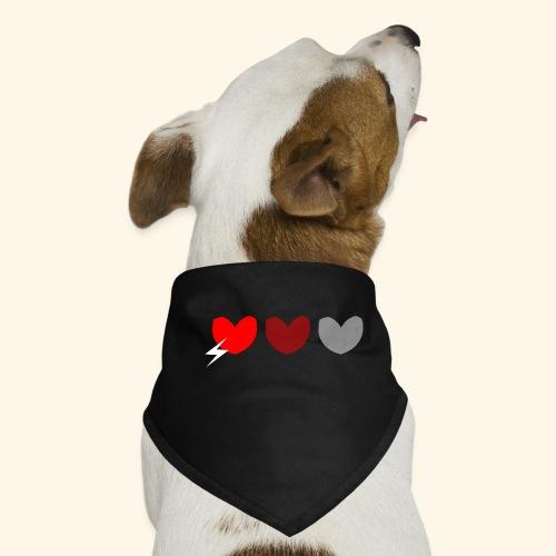 3hrts - Bandana til din hund