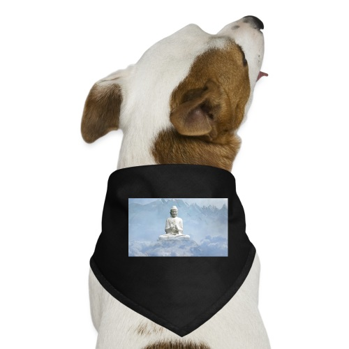 Buddha with the sky 3154857 - Dog Bandana