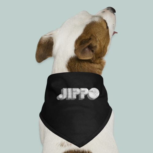 Retro JIPPO logo - Koiran bandana