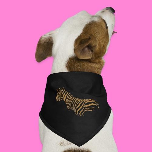 zebra1 - Honden-bandana