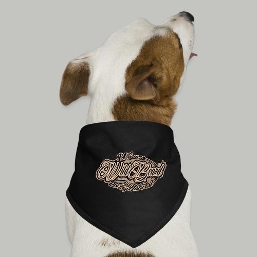 WildBeard Brand SePia - Hunde-Bandana