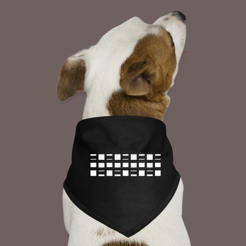 GBIGBO zjebeezjeboo - Rock - Blocs 2 - Bandana pour chien