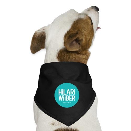 Hilari Wiiber - Fanartikel - Hunde-Bandana