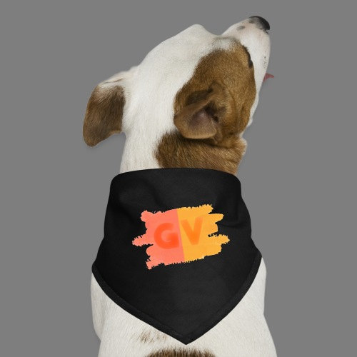 GekkeVincent - Honden-bandana