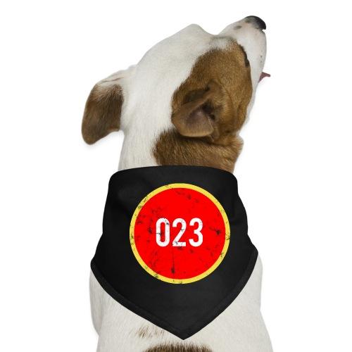 023 logo 2 washed regio Haarlem - Honden-bandana