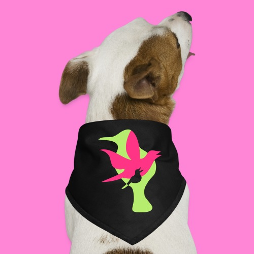 birds - Honden-bandana