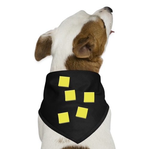 Post-Its - Honden-bandana