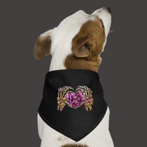 L amour Cristallin Creepy - Bandana pour chien