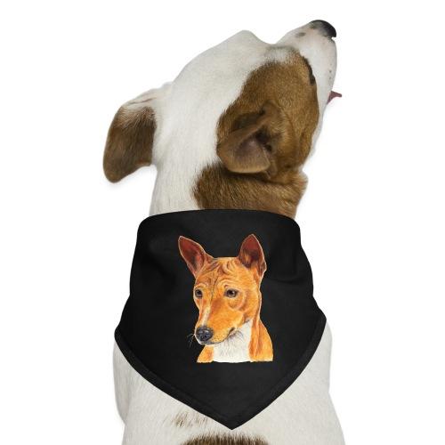 Basenji - Bandana til din hund