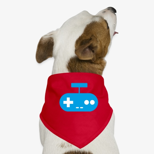 PREMIUM SO GEEEK GAMING - MINIMALIST DESIGN - Bandana pour chien