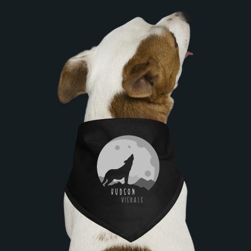 HudsonVisuals Wolf - Hunde-Bandana