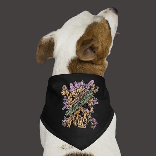 Crane de Pirate de Cristal Couleur - Bandana pour chien