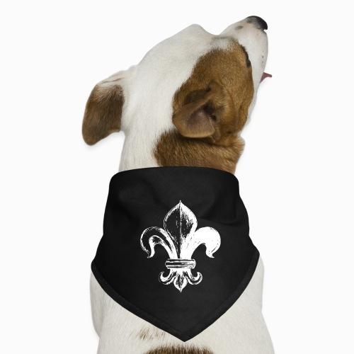 Lys Blanc - Bandana pour chien