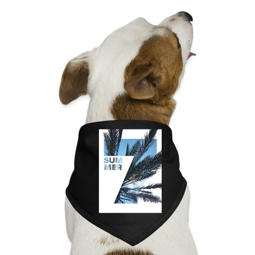 Summertime - Honden-bandana