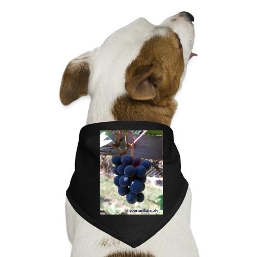 Traube - Hunde-Bandana