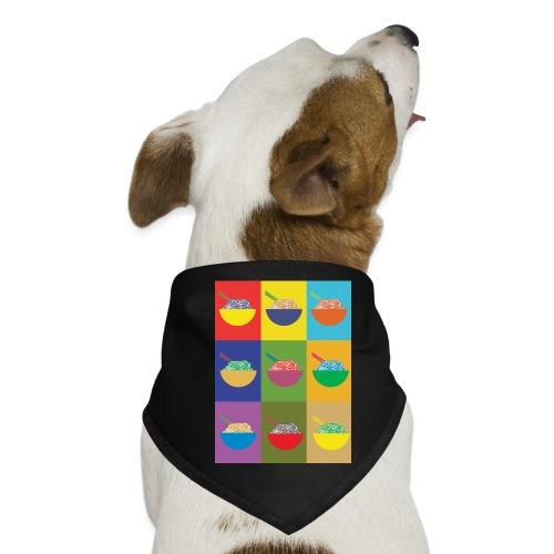 Phoart warhol - Bandana pour chien