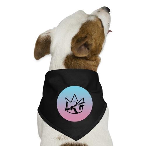 logo lrf rond black casquette - Bandana pour chien