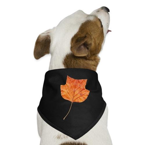 Herbst-Blatt - Hunde-Bandana