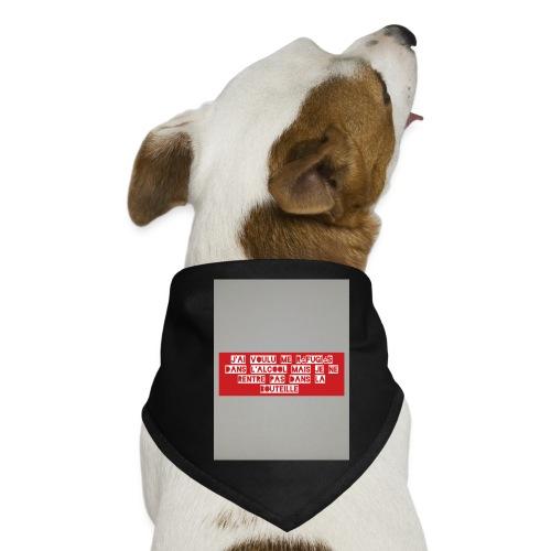 T-shirt homme et femme - Bandana pour chien