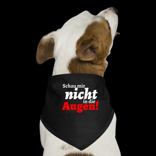 AUgenschAU - Hunde-Bandana