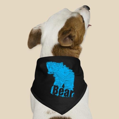 Blue Bear - Bandana pour chien