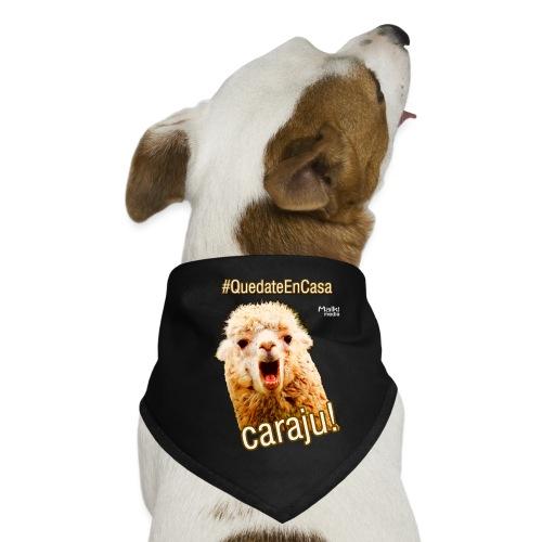 Quedate En Casa Caraju - Bandana pour chien