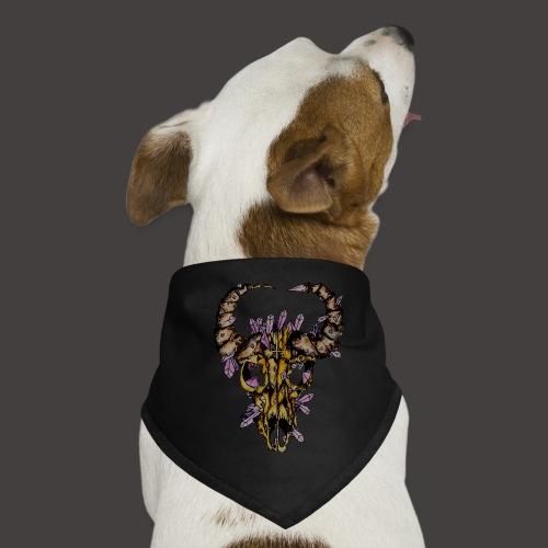Buffle de Cristal Creepy - Bandana pour chien