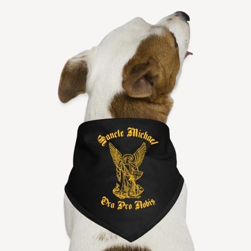 sancte yellow - Dog Bandana
