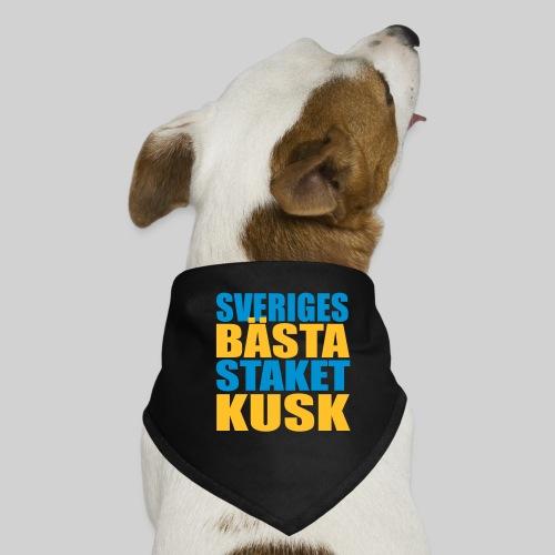 Sveriges bästa staketkusk! - Hundsnusnäsduk