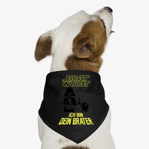 Ich bin dein Brater - Hunde-Bandana